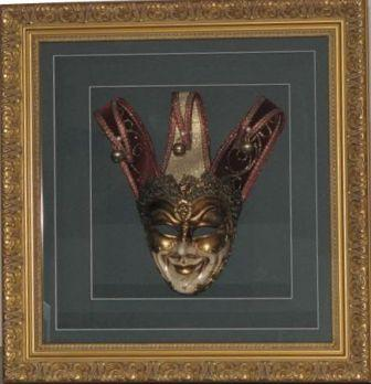 Framed masks
