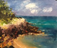 Seascapes in Oils (CANCELLED)