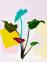 Decorative Plant Painting -Lisa Bartholomew Style